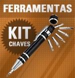 Kit Ferramenta Chaves