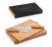 Cozinha e afins Kit churrasco personalizado Brinde kit churrasco 3 peças personalizado FBKT-94143