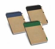 Papelaria Blocos personalizados Brinde bloco ecológico personalizado FBBP-93427