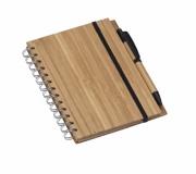 Brinde bloco de anotações personalizado - FBBP-12695