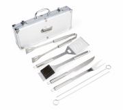 Cozinha e afins Kit churrasco personalizado Brinde kit churrasco personalizado 7 peças - FBKC-14014