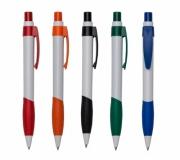 Brinde caneta plastica personalizada - FBCP-13555