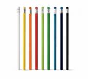 Brinde lápis personalizado com borracha - FBLP-91736