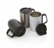 Brinde caneca em aço inox personalizada - FBCA-08200