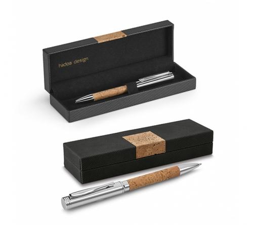 Brinde caneta executiva personalizada - FBCE-81401