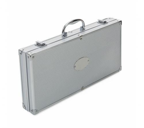 Kit churrasco 17 peças personalizado - FBKC-06597
