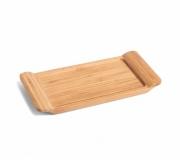 Cozinha e afins Bandejas Personalizadas Brinde bandeja em bambu personalizado FBBT-02833