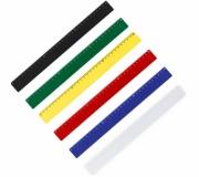 Papelaria Réguas personalizadas Régua plástica 30 cm personalizada - FBRP-13763