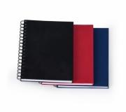Brinde caderno personalizado - FBCD-13708