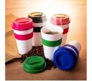 Cozinha e afins Copos personalizados Brinde copo com tampa personalizado - FBCP-18541