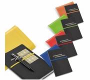 Papelaria Blocos personalizados Brinde bloco tipo moleskine personalizado - FBMP-93713
