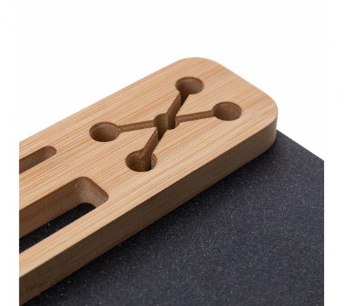 Brinde mouse pad executivo personalizado - FBMP-03500