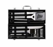 Cozinha e afins Kit churrasco personalizado Brinde kit churrasco personalizado 18 peças - FBKC-14015