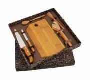 Cozinha e afins Utilidades domésticas Brinde conjuto para bar e cozinha 6 peças - FBKB-00563