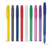 Brinde caneta plástica personalizada - FBCP-81109