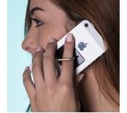 Tecnologia Suporte para celular Personalizado Brinde suporte plástico para celular - FBSC-002001