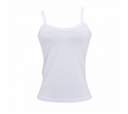 Vestuário Camisetas personalizadas Camiseta regata feminina em poliéster - FBCR-45893