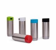 Brinde copo em aço inox personalizado - FBCO-08300
