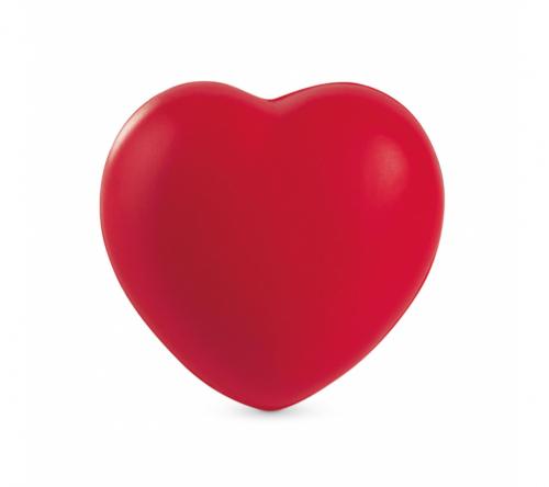 Coração de espuma anti stress personalizado - FBBA-98012