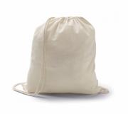 Bagagem e Bolsas Mochilas personalizadas Brinde mochila em algodão cru personalizada - FBMP-92456