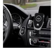 Tecnologia Suporte para celular Personalizado Carregador veicular por indução personalizado - FBSC-04049