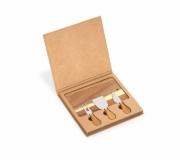 Cozinha e afins Kit queijo personalizado Brinde kit queijo personalizado 04 peças - FBKQ-00270