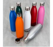 Brinde garrafa squeeze em inox personalizada 750 ml - FBSQ-17011