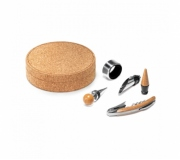 Cozinha e afins Kit vinho personalizado Brinde kit para vinho personalizado FBKT-94119