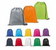 Brinde mochila tipo saco personalizada FBMS-92910