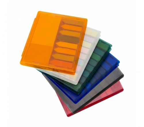 Brinde bloco de anotações personalizado com post-it - FBBP-12205