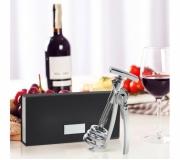 Cozinha e afins Kit vinho personalizado Brinde abridor saca rolhas personalizado - FBAB-01000