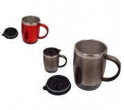 Brinde caneca em aço inox 450 ml FBCA-143091