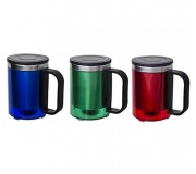 Brinde caneca metálica 200 ml FBCA-60121