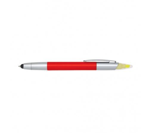 Brinde caneta marca texto e touch FBCA-7004