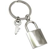 Chaveiros Chaveiro executivo Brinde chaveiro cadeado FBCH-11629