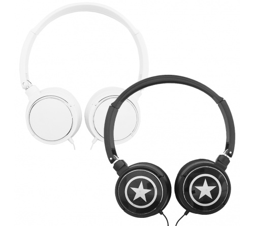 Brinde fone de ouvido personalizado