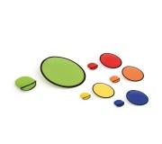 Sol & Chuva Brindes de verão Brinde frisbee dobrável personalizado FBFP-98451
