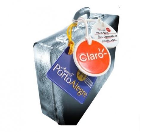 cdd123b73 Brinde identificador de bagagem emborrachado FBIB-0750 - Flic Brindes
