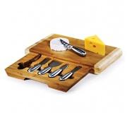 Cozinha e afins Kit queijo personalizado Brinde kit para queijo com 6 peças FBPD-00853