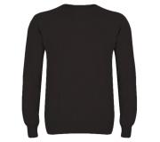 Vestuário Moletom personalizado Brinde moletom personalizado 100% algodão - FBMO-0014 - preto