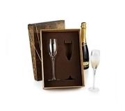 Cozinha e afins Taças personalizadas Brinde jogo de taças para champagne FBCO-08702