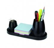 Papelaria Porta canetas Brinde porta canetas plástico preto - FBPC-00434
