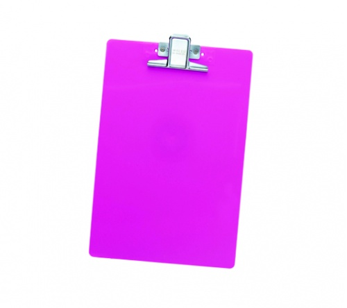 Brinde prancheta personalizado rosa FBPR-00437