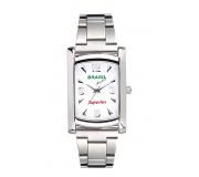 Relógios Relógio pulso feminino Brinde relógio de pulso feminino FBRM-M12B