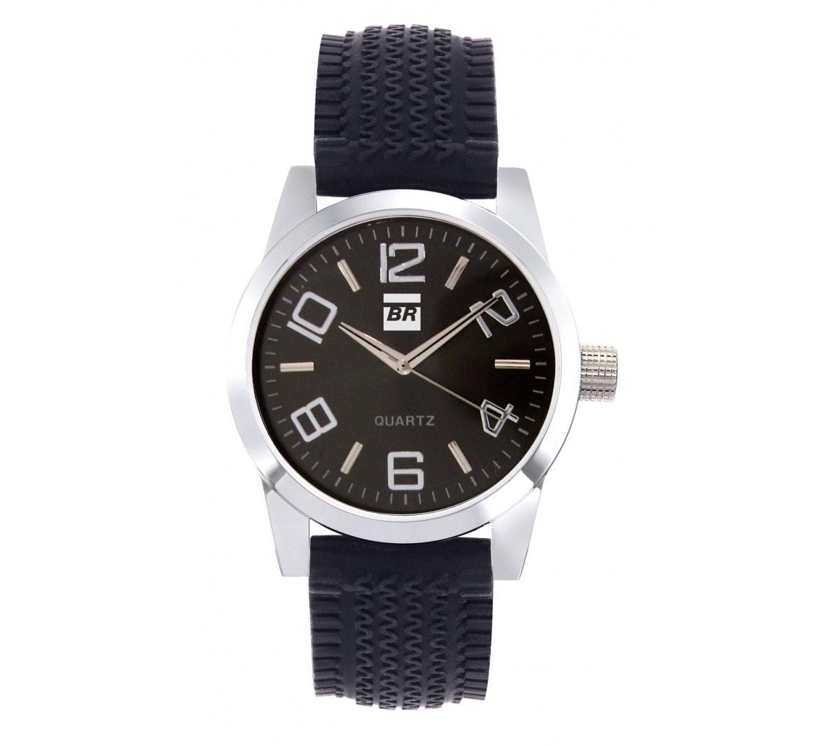 44a5ba6e54b Brinde relógio de pulso masculino FBRM-B50P - Flic Brindes