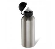 Brinde squeeze em aço inox 600 ml FBSQ-00230