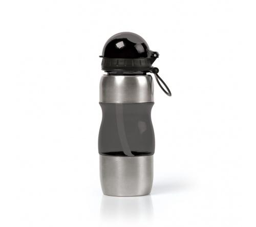 Brinde squeeze personalizada em aço inox 400 ml FBSQ-00401