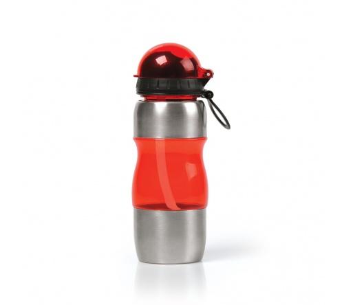 Brinde squeeze personalizada em aço inox 400 ml FBSQ-00404