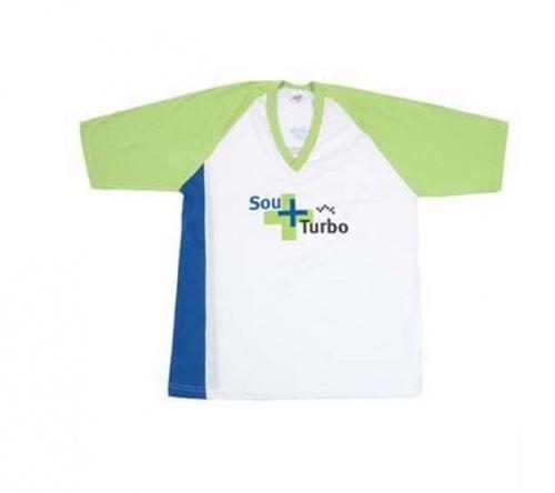 Camiseta Personalizada em tecido Dry fit FBCP-0003 - Flic Brindes 43b092f6f76