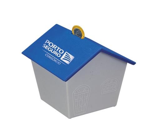 Cofrinho porta moedas casinha FBCF-0026